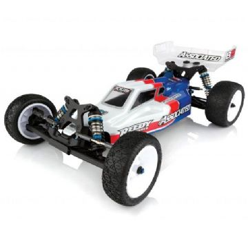 TEAM ASSOCIATED AS90013 B6 CLUB RACER KIT W/REEDY ESC, SERVO, MOTOR 1/10th